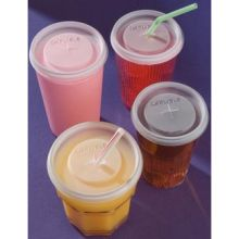Disposable Lid Only Fits 10 Ounce Bistro Tumbler 1110 and 8 Ounce Lorraine Tumbler 43648