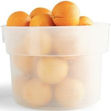 Polypropylene See Thru Bains Marie Food Storage Container