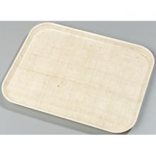 Glasteel Decorative Fiberglass Abaca Metric Tray