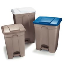 Step On Rectangular Waste Container