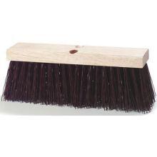 Polypropylene Brown Street Sweep
