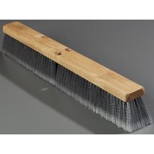 18 inch Gray Flagged Floor Sweep Brush