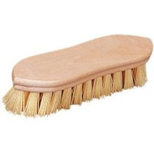 Polyproplene White Pointed End Scrub Brush