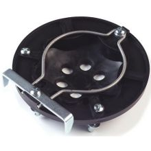 Center Hole Clip On Clutch Plate Only Fit Automatic Scrubber