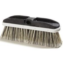 Flo Pac Flo Thru Brush with Flagged Polystyrene Bristle