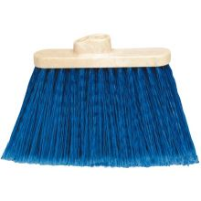 Flo Pac Duo Sweep Blue Warehouse Broom Head Only