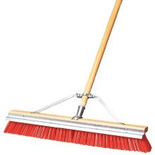 Polypropylene Heavy Scraper Broom Sweep