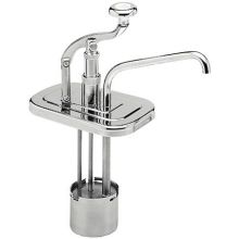 18-8 Stainless Steel Chocolate Pump Only
