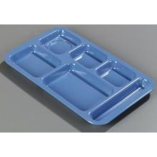 Sandshades Melamine Six Compartment Tray