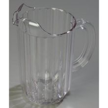 32 Ounce Clear Polycarbonate Pitcher