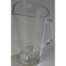48 Ounce Crystalite Clear Polycarbonate Pitcher