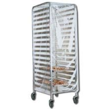 Marko Small Pan Rack Cover Fits Standard 7 shelf rack 22 inch Opening 28 inch Wide 34 inch Height