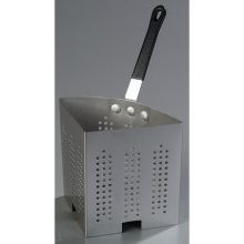 Carlisle Quarter Size Perforated Stainless Steel Insert for Sectional Pasta Cooker