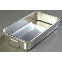 3003 Aluminum Heavy Weight Roast Pan 11 Quart Capacity