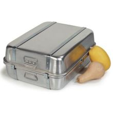 3003 Aluminum Commercial Weight Reinforced Double Roaster Only
