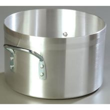 3003 Aluminum Standard Weight Sauce Pot 8 Gauge