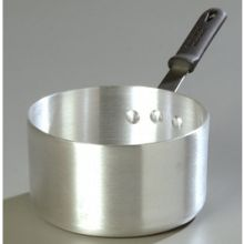 Heavy Weight Aluminum Sauce Pan with Removable Sleeve