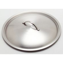 18-10 Stainless Steel Stock II Cover Only for 608428 Stock Pot