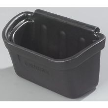 Polycarbonate Black Silverware Bin Only