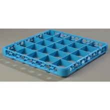 Polypropylene Carlisle Blue 25 Compartment Divided Extender Only