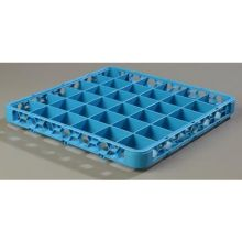 Polypropylene Carlisle Blue 36 Compartment Divided Extender Only