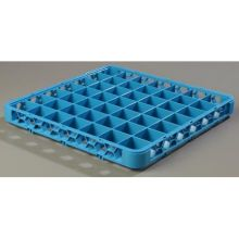 Polypropylene Carlisle Blue 49 Compartment Divided Extender Only