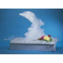 Carlisle Clear Large Pebbled illuminated Light Box Tray Only Drain Kits are included