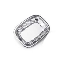 Silver Plated Bread Tray