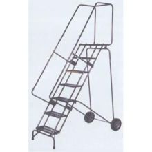 Tough T304 Stainless Steel 7 Step Fold N Store Ladder