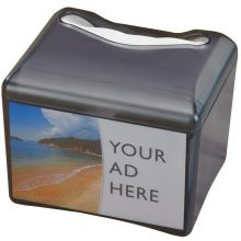 Venue Black Pearl Fullfold Control Face Napkin Dispenser