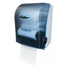 Simplicity Mechanical Hands Free Roll Towel Dispenser Arctic Blue