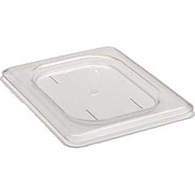 Camwear Clear Eighth Size Flat Cover for Food Pan