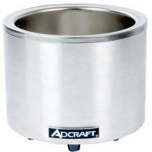 Countertop Round Food Cooker Warmer