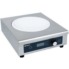 Countertop Heavy Duty Stainless Steel Wok Induction Cooker