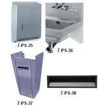 Wall Mount Towel Dispenser