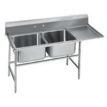 Spec Line Stainless Steel Two Compartment Regaline Sink