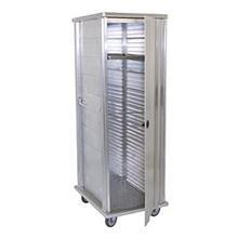 Aluminum Enclosed Pan Cabinet