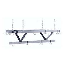 Powder Coated Ceiling Mounted Pot Rack