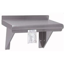 Stainless Steel Wall Shelf with Check Minder