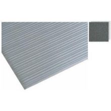Teknor Apex Heavy Duty Silver Comfort Rest Ribbed Foam Mat 3 x 5 feet