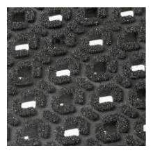 Notrax Heavy Duty Black Border Cushion Lok Superior Mat 30 x 48 inch