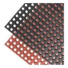 Notrax Red Superior Cushion Tred Mat 3 x 5 feet