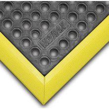 Notrax Niru Cushion Ease Solid Superior Mat 3 x 3 feet