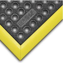Notrax Niru Cushion Ease GSII Solid Superior Mat 3 x 3 feet
