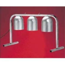 Freestanding Infrared UL Listed Portable Counter Unit Three Bulb Warmer