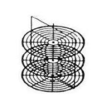 Heavy Gauge Wire Three Tier Rack System Only for Number 6403 Revolving Pretzel Warmer