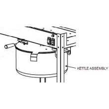 Kettle Assembly Only