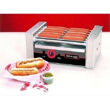 10 Hot Dog Bun Warmer Guard Combination Silverstone Roller Grill