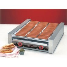 45 Hot Dog Silverstone Narrow Roller Grill
