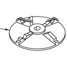 Rotor Plate Only